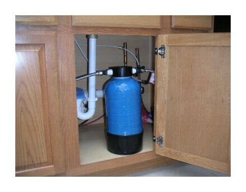 Elegant Vitasalus/Equinox Products EQ 25 Undercounter (or Under Counter, Under Sink)  Water Filter